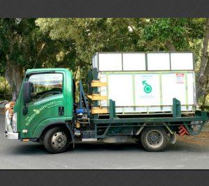 The Rubbish Removers Skip bins