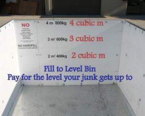 The Rubbish Removers Skip Bin bin 1